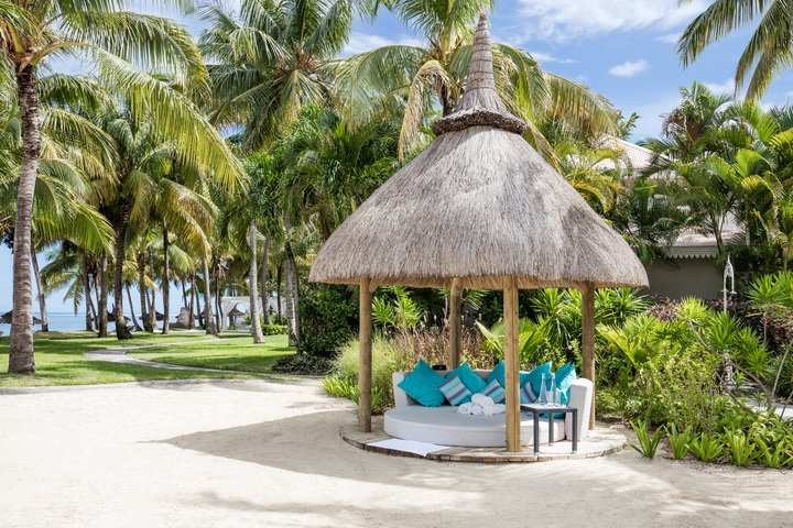 mauritius holiday offer - sugar beach private cabana