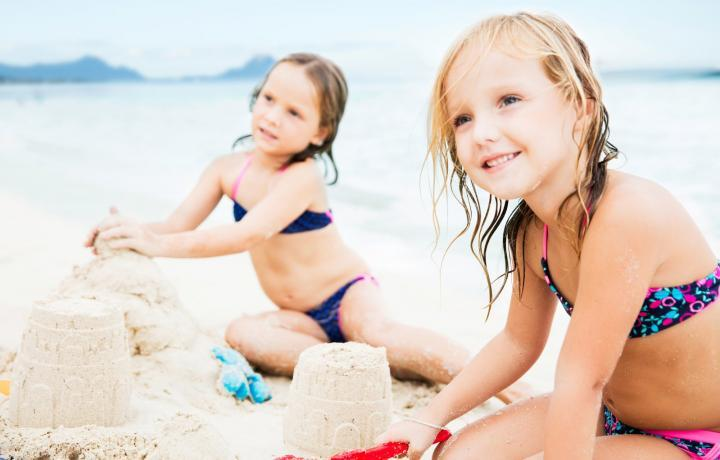 Sun Kids offer at Sugar Beach